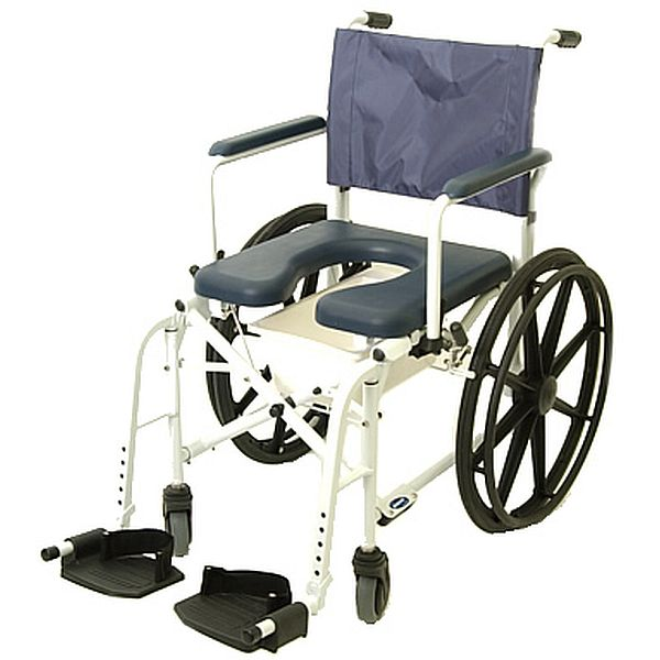 Rehab Shower Commode Chair